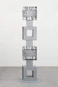 Joep van Lieshout, ' Endless Column', 2015