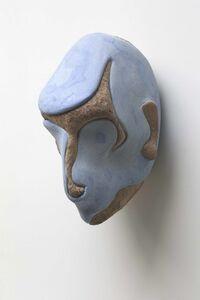 Robin Vermeersch, 'Blue Head', 2017