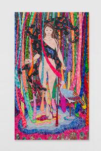 Soraya Sharghi, 'Spears dance (Eve.14)', 2019