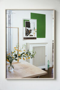 Kathrin Sonntag, 'I see you seeing me see you, Zwirner Residence, Berlin #1', 2014