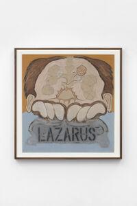 """Daniel Guzmán, 'Sin título """"Lazarus"""". De la serie: """"El hombre que debería estar muerto pero que resucitó a otra vida""""', 2018"""