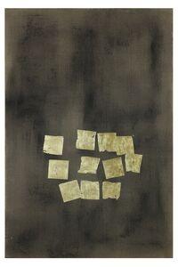Robert Davis, 'Gold Bull No. 1', 2014