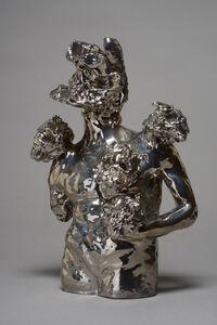 Myriam Mechita, 'Les fleurs de vie en creux', 2013
