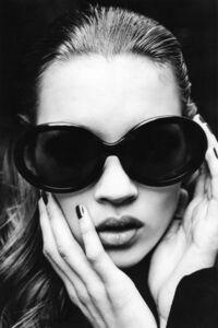 Stephanie Pfriender Stylander, 'Kate Moss (That Girl), Harper's Bazaar Uomo, New York', 1992