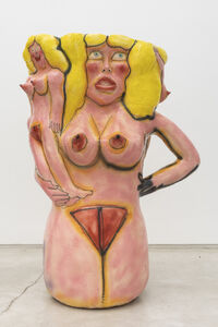 Ruby Neri, 'Untitled (Woman with Doll)', 2019