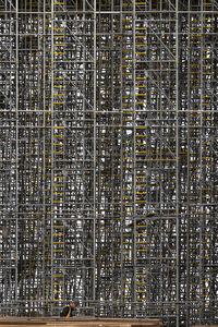 Stuart McCall, 'Industrial Landscapes: Scaffolding', 2013