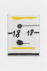 Yosef Joseph Dadoune, '-18'°18-', 2019
