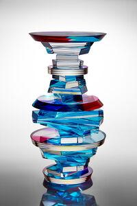 Sidney Hutter, 'TASV #32: Twisted Abstracted Strip Vase', 2008