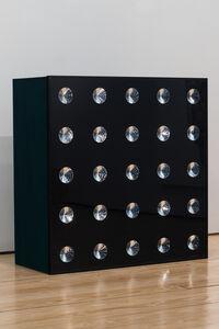 "Gregorio Vardánega, 'Diffraction spectrale IV ""Diamants""', 1965/1994"