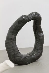 Barbara Kapusta, 'O (Upright)', 2018