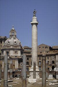 Apollodorus of Damascus, 'Trajan's Column', 113 CE