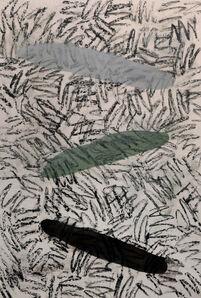 David Rankin, 'Hillside Calligraphy', 1973