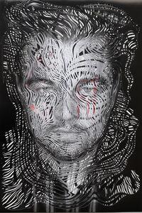Marco Gallotta, 'Leo (Di Caprio)', 2016