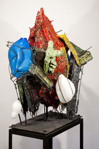 Raymon Elozua, 'R&D VI RE-12-alter-1', 2014