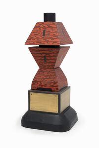 Jim Chatelain, 'Fortress Lamp', 2000