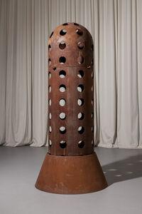 Fabrice Gygi, 'Capsule debout', 2008
