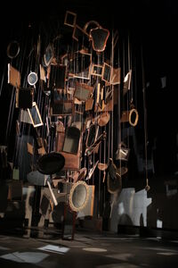 Janet Cardiff & George Bures Miller, 'The Infinity Machine', 2015