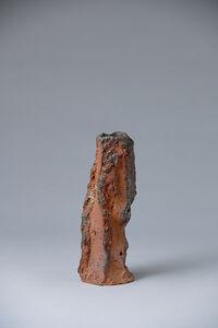 Ken Matsuzaki, 'Toukaiseki vase, yohen natural ash glaze', 2020