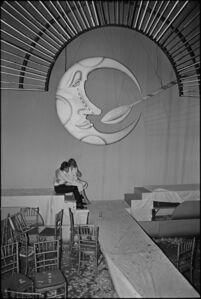 Bill Bernstein, 'Studio 54 Moon and Spoon', 1978