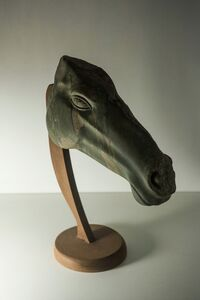 Domenico Ludovico, 'Horse Head', 2019