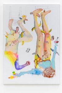 Alessandro Pessoli, 'Failed Figures', 2018