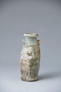 Ken Matsuzaki, 'Vase, natural ash glaze', 2020