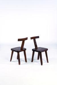 Olavi Hänninen, 'Pair of chairs', vers 1950