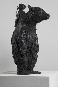 """Nicola Hicks, 'Maquette for """"Hogarth Bear""""', 2007"""