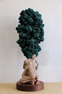 Xooang Choi, 'Dreamers (Green)', 2015
