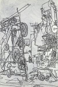 Michael Landy, 'H2NY Tinguely's Contraption, Nation', 2006