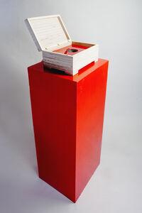 Coke Wisdom O'Neal, 'Speakerbox 2 (Black Dynamite)', 2016