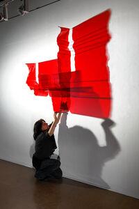 Bea Last, 'THE RED- PROFILE', 2020