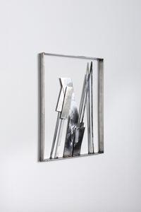 Indrikis Gelzis, 'Figure of still life', 2020