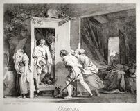 L'Armoire (2nd State)