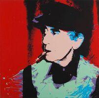 Andy Warhol, 'Man Ray ', 1974