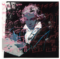 Andy Warhol, 'Beethoven F&S II.391', 1987