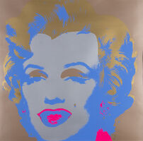"Andy Warhol, 'Marilyn Monroe ""Sunday B. Morning""', 1970"