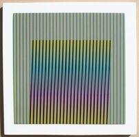 Carlos Cruz-Diez, 'Couleur additive Serie 8', 2008