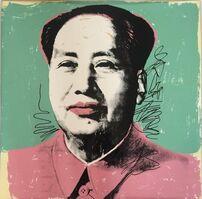 Andy Warhol, 'Mao II.95', 1972