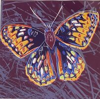 Andy Warhol, 'San Francisco Silverspot, Endangered Species F&S II.298', 1983