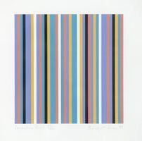 Bridget Riley, 'Serpentine', 1999