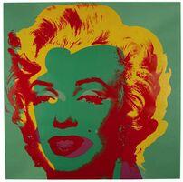 Andy Warhol, 'Marilyn Monroe (Marilyn) F&S II.25', 1967