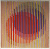 Carlos Cruz-Diez, 'Physichromie Nº 393, Paris', 1968