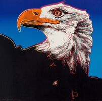 Andy Warhol, 'Bald Eagle, Endangered Species F&S II.296', 1983