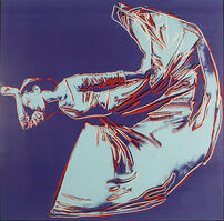 Andy Warhol, ' Letter to the World (The Kick) (FS II.389) (Unique)', 1986