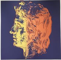 Andy Warhol, 'Alexander The Great, F&S IIB.291-292', 1982