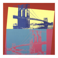 Andy Warhol, 'Brooklyn Bridge', 2014