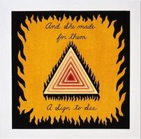 Judy Chicago, 'Signing the Dinner Party', 2009
