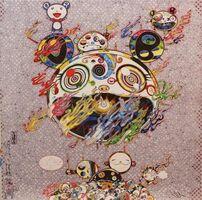 Takashi Murakami, 'Chaos', 2013