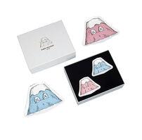 KAWS, 'KAWS: HOLIDAY Japan Mount Fuji Ceramic Plate Set (Set of 4)', 2019
